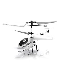 3d toy rc helicopter model