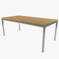 Royalbotania Alusion 150WSU Table outdoor