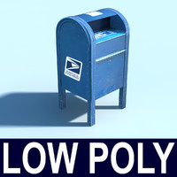 3ds max mail box