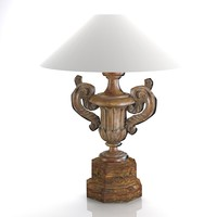 casa d arte table lamp 3d 3ds