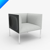 Patricia Urquiola Hollow Armchair 71