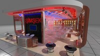simsek exhebition design 4 3ds