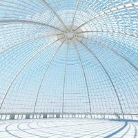 Dome Shed Interior