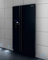 Samsung side by side refrigerator
