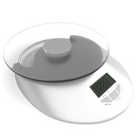 digital kitchen scale 3d obj