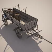 maya wagon