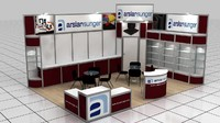 fair stand exhibition 54