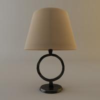 Objet Insolite dona lamp