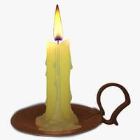 3d candlestick v4