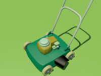 lawnmower lawns 3d 3ds