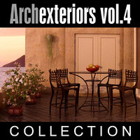 3d model archexteriors vol 4