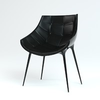 chair passion cassina 3ds