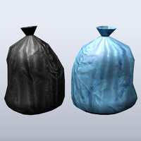 trash bag 3ds