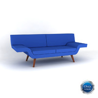 3ds sofa couch chair