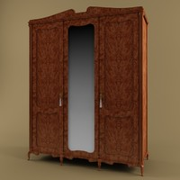 3d cupboard medea liberty