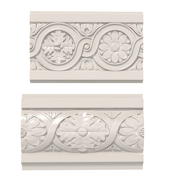 Classic Molding set decoratiive cornice decor wall carving carved 0001.jpg