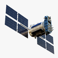 Satellite Glonass-M