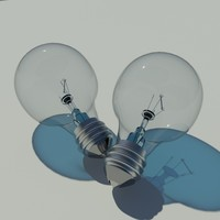 light bulb lightbulb 3d model