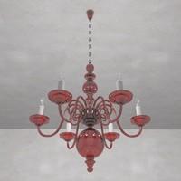 maya design chandelier accente