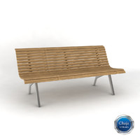 maya bench chair