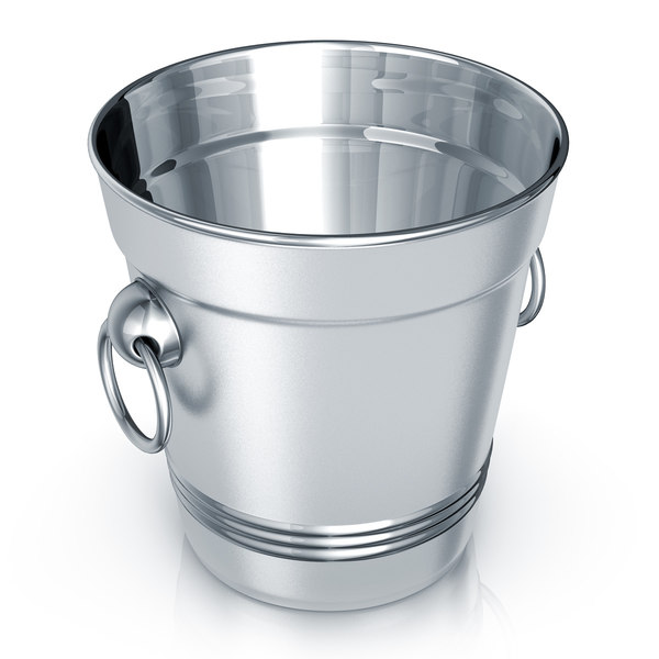 3d modeled ice bucket - Ice Bucket... by bubble3D