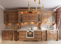 kitchen - french cuisine 3d max