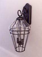 3ds wall lantern
