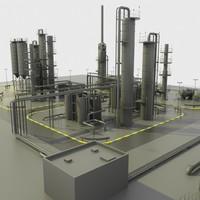 max refinery silos