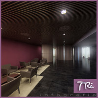 boxes esthetic center 3d max