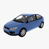 3ds focus 2005 hatchback 2