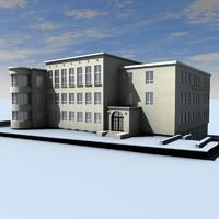 building tallinn 3ds