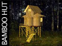 bamboo hut max