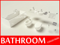 Bathroom collection