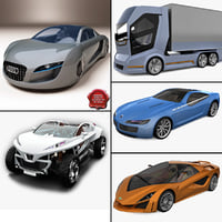 Concept Cars Collection 1