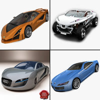 Concept Cars Collection V2