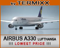 airplane airbus a330 lufthansa max