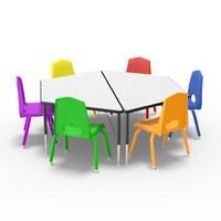 desk 3d dxf