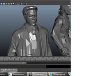 payne soul reaver 3d model