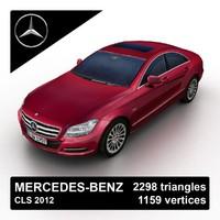obj 2012 mercedes-benz cls