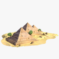 Giza Pyramid Wonder