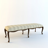 Ralph Lauren NOBLE ESTATE BENCH