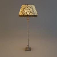 floor lamp 3d model