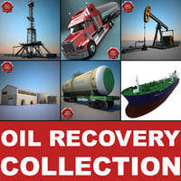 Oil Recovery Collection V2
