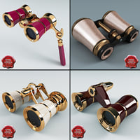 Opera Glasses Collection