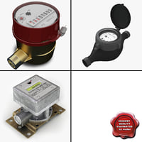 Water Meters Collection