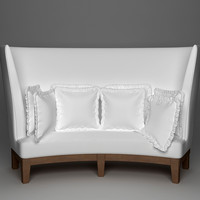 3ds max bend sofa