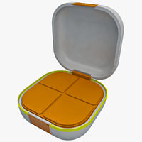 Camping Picnic Food Container