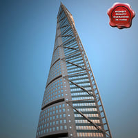 HSB Turning Torso Building