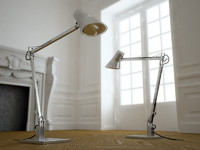 3ds citterio kelvin t table lamp