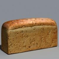 3d max loaf loaf001